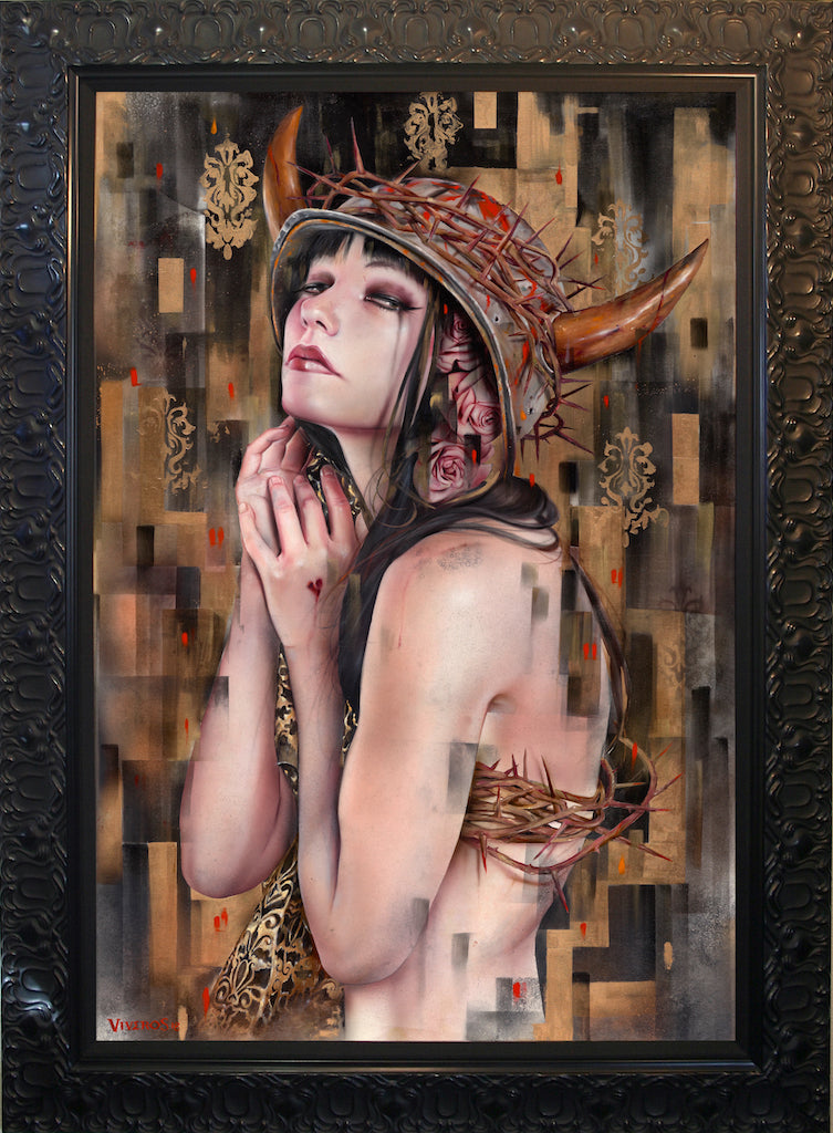 "Brian M. Viveros - ""Painless"" - Spoke Art"