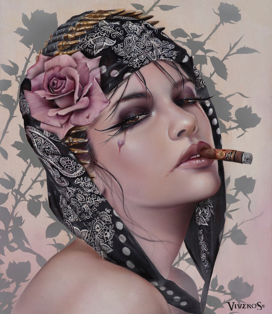 "Brian M. Viveros - ""Ride or Die"" - Spoke Art"