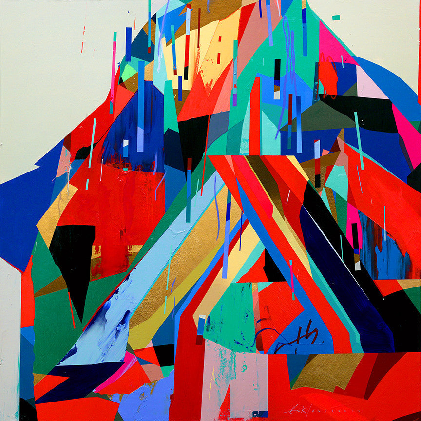 "Erik Jones - ""Bridge on Mountain"""