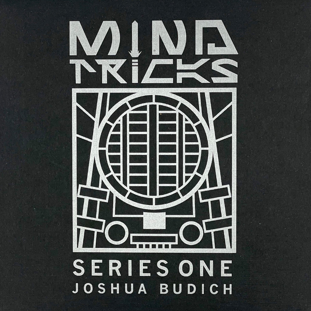 Joshua Budich Mind Tricks Series One envelope packaging