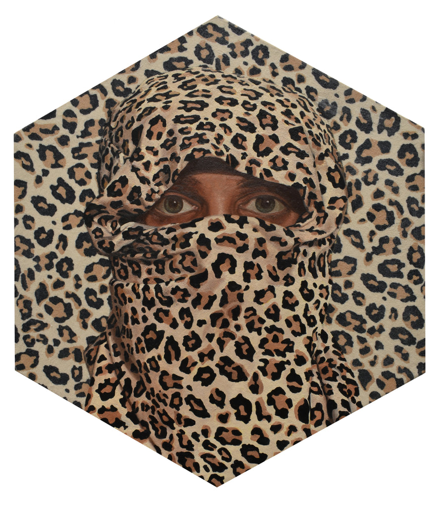 "Peter Adamyan - ""Camouflage Cheetah"" - Spoke Art"