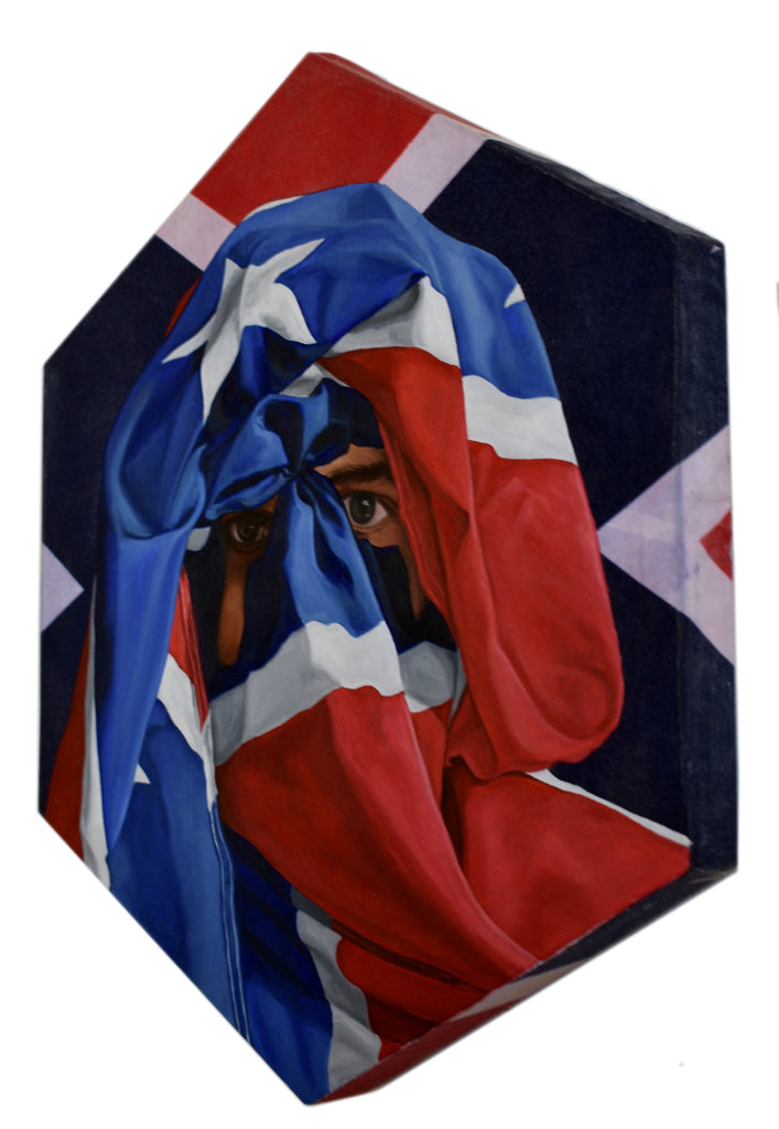 "Peter Adamyan - ""Camouflage Slavery"" - Spoke Art"