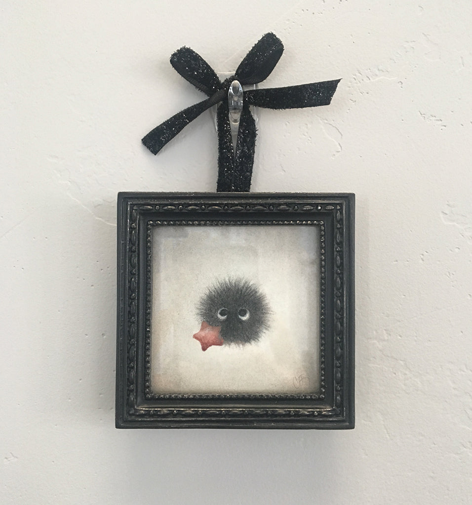 "Candace Jean - ""Sprinkles the Soot Sprite"" - Spoke Art"
