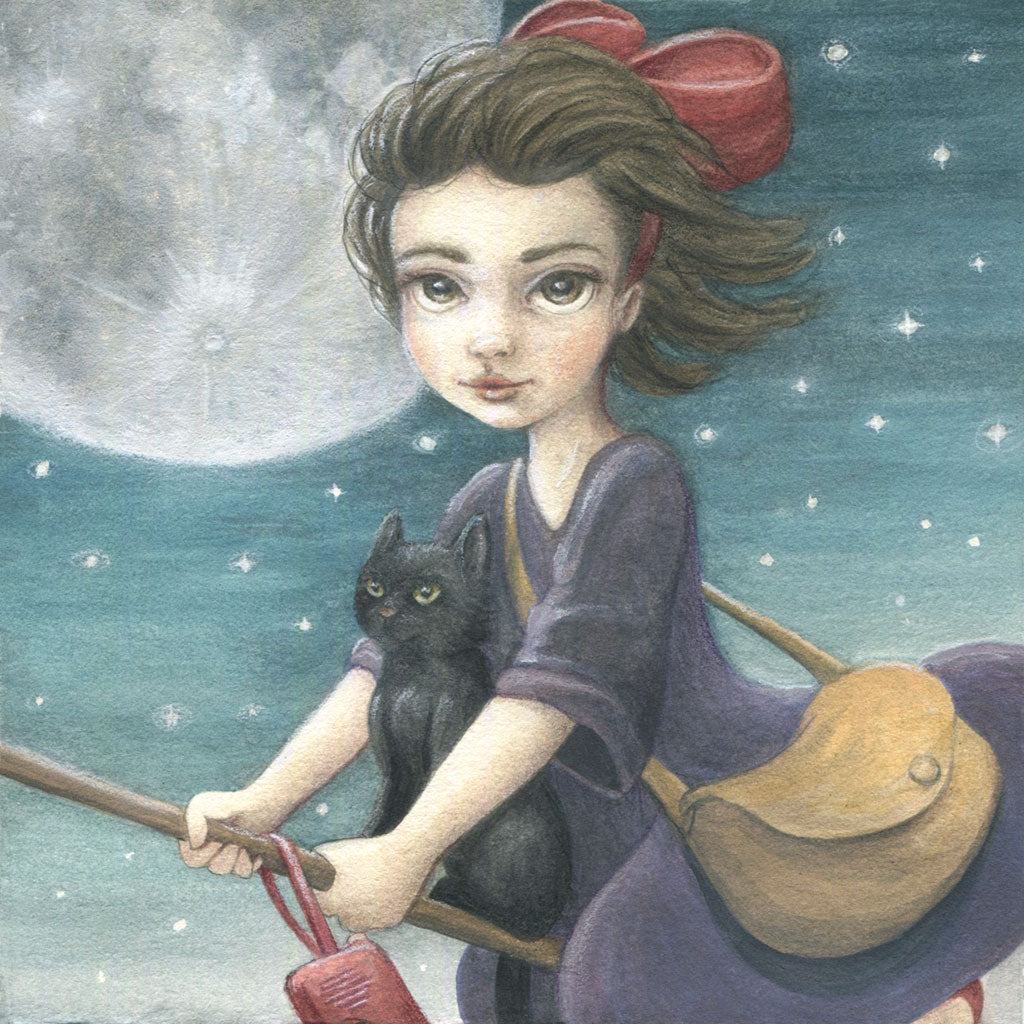 "Candace Jean - ""Kiki and Jiji"""