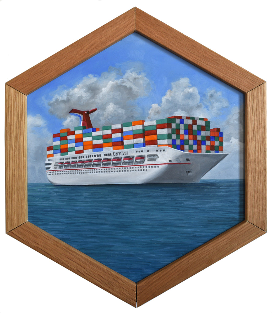"Peter Adamyan - ""Carnival Cruise"" - Spoke Art"