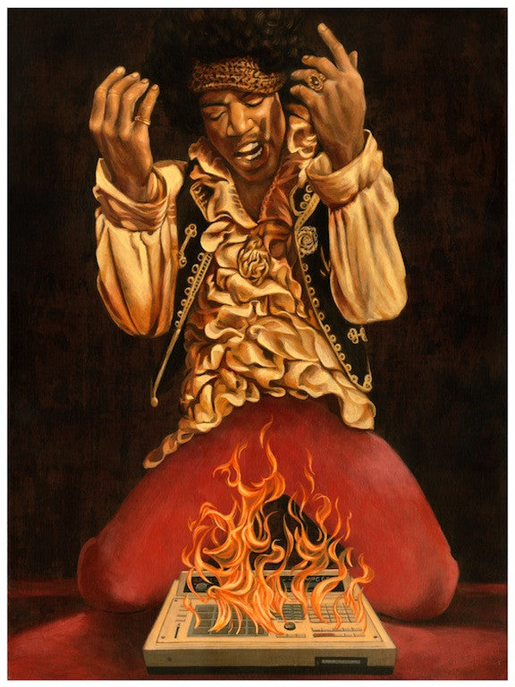 "Casey Weldon - ""Jimi vs. the MPC"""