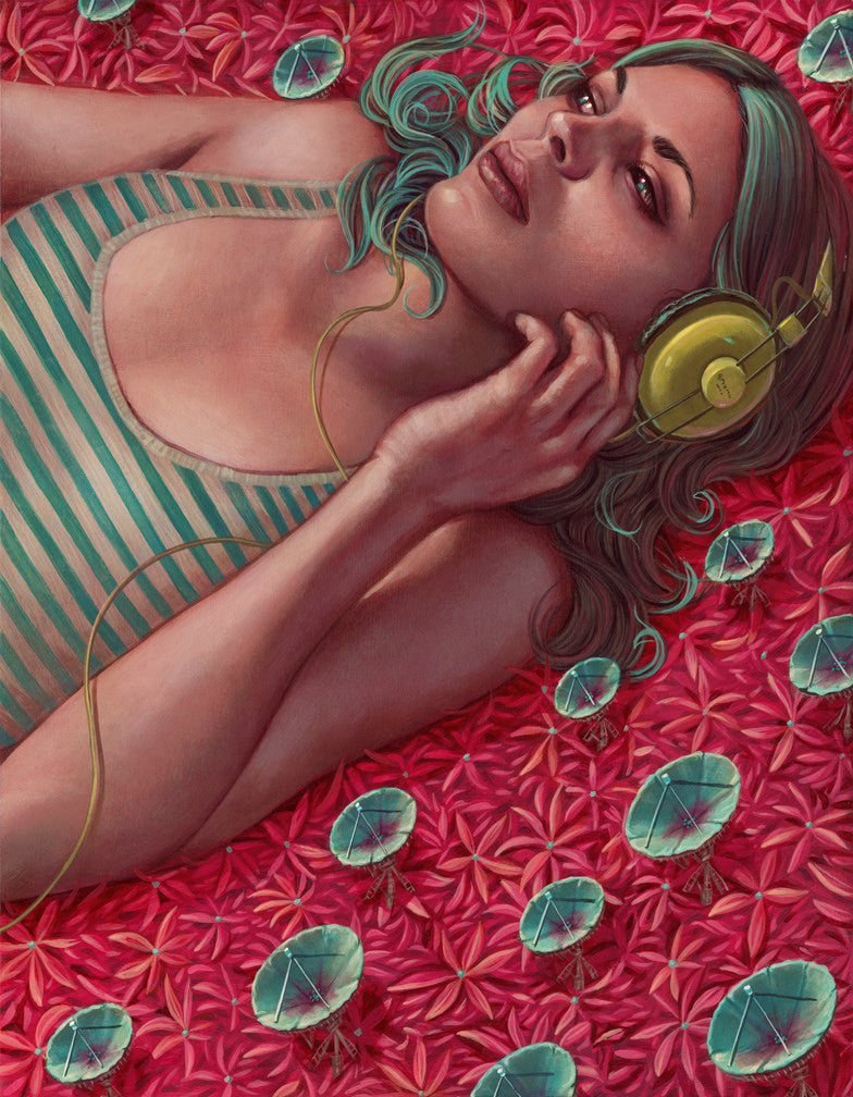 "Casey Weldon - ""Spacing Out"""