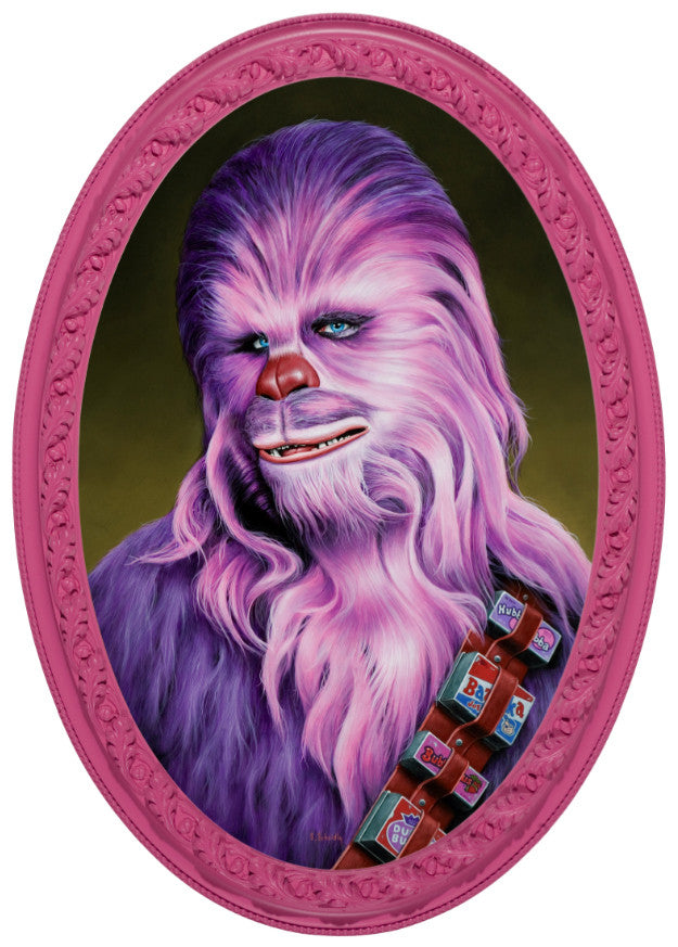 """Chewy"" - Spoke Art"