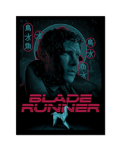 "Tracie Ching - ""Blade Runner"" NYCC"
