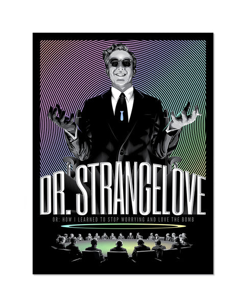 "Tracie Ching - ""Dr. Strangelove"" Foil Variant"