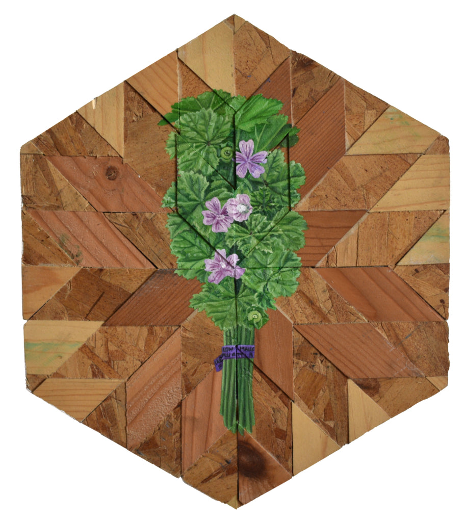 "Peter Adamyan - ""Common Mallow"" - Spoke Art"