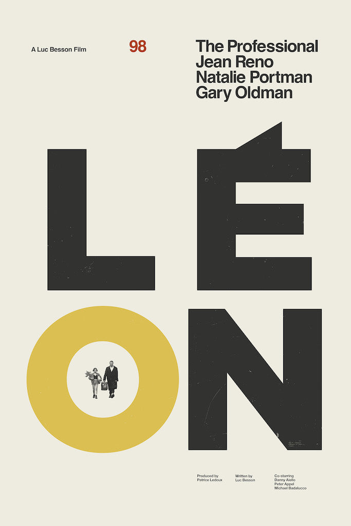 "Concepción Studios - ""LÉON: The Professional"" - Spoke Art"