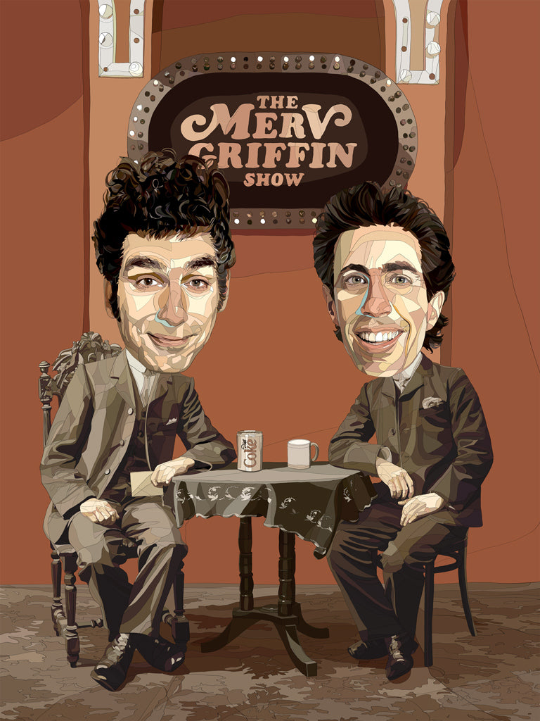 "Conor Langton - ""The Merv Griffin Show"" - Spoke Art"