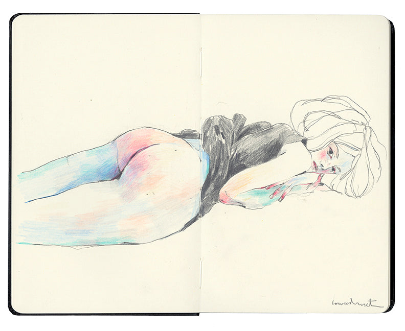 "Conrad Roset - ""Untitled 1"""