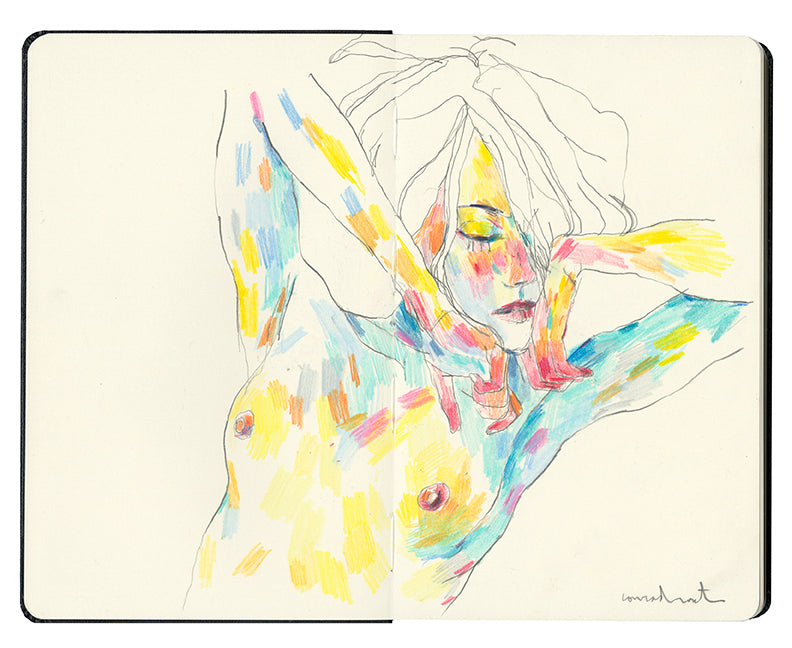 "Conrad Roset - ""Untitled 2"" - Spoke Art"