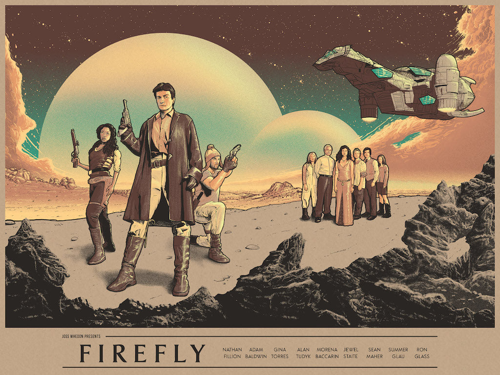 "Cristian Eres - ""Firefly"" - Spoke Art"