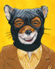 "Cuyler Smith - ""George Clooney as Mr. Fox"""