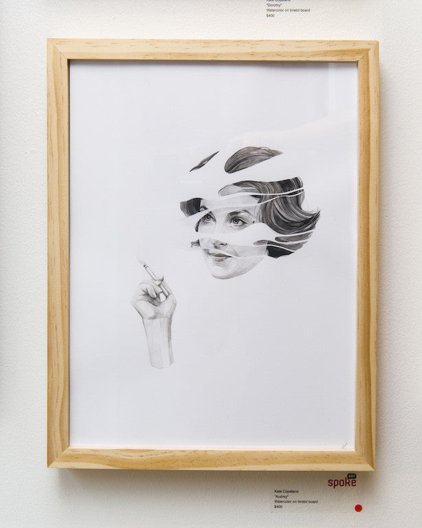 "Kate Copeland - ""Audrey"" - Spoke Art"