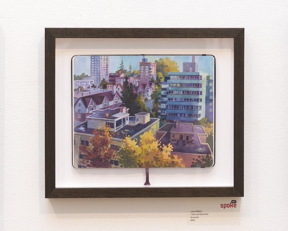 "Laura Bifano - ""13th and Granville"" - Spoke Art"