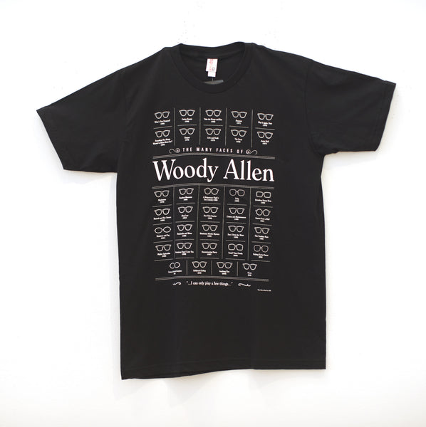 "Brandon Schaefer - ""The Many Faces of Woody Allen"""