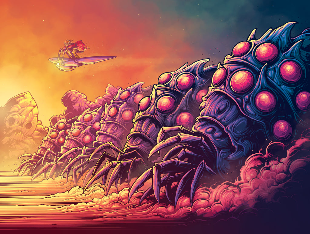 "Dan Mumford - ""There's nothing to fear..."""