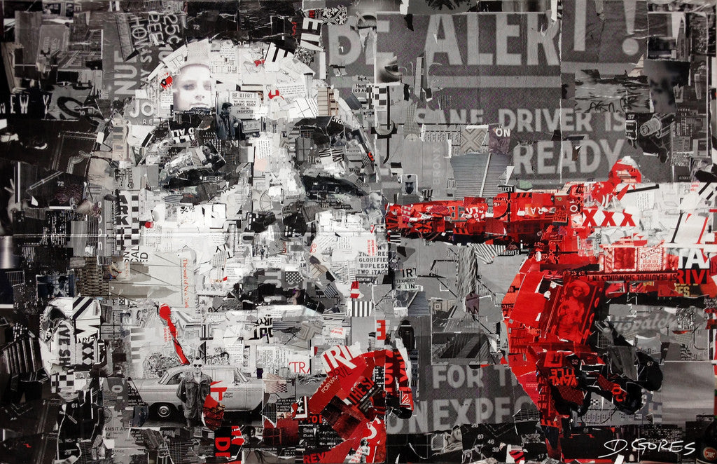 "Derek Gores - ""Be Alert! The Sane Driver is Always Ready"""