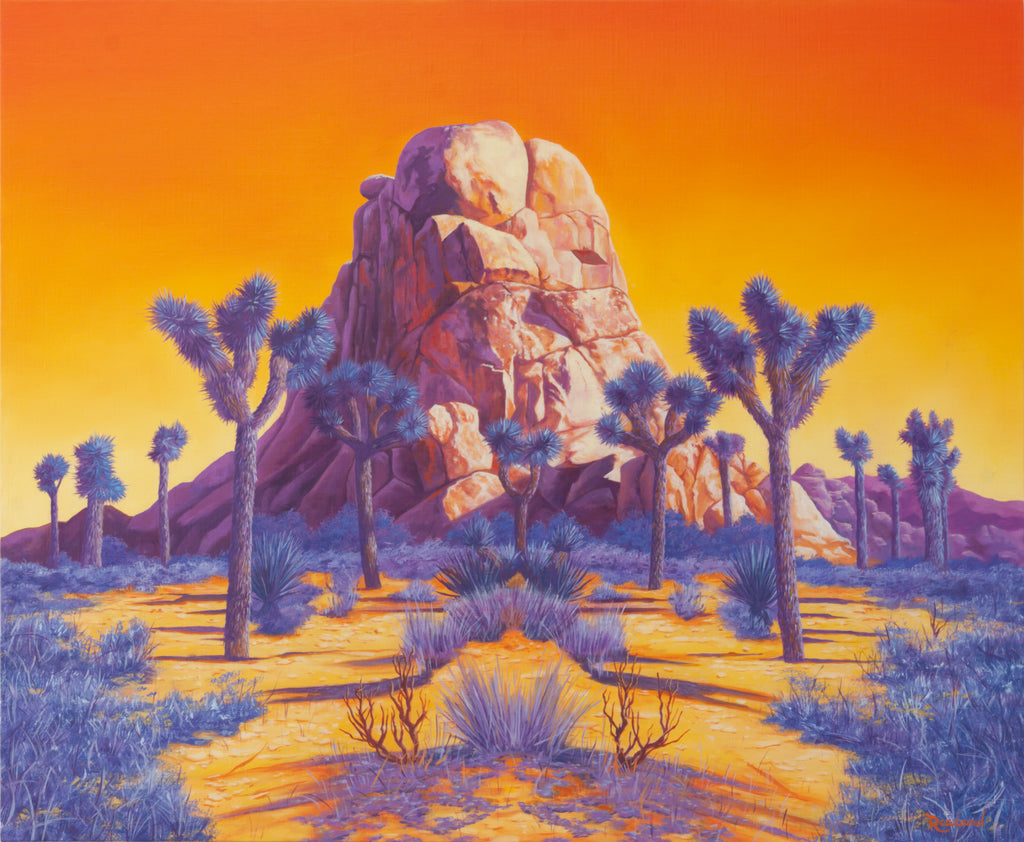 "Jack Rowland - ""Desert Trip"" - Spoke Art"