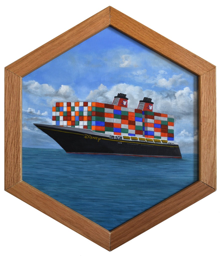 "Peter Adamyan - ""Disney Cruise"" - Spoke Art"