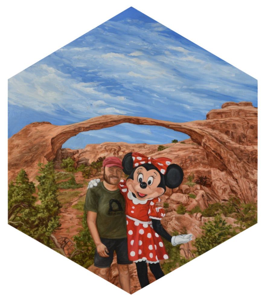 "Peter Adamyan - ""Disneyfying Arches"" - Spoke Art"