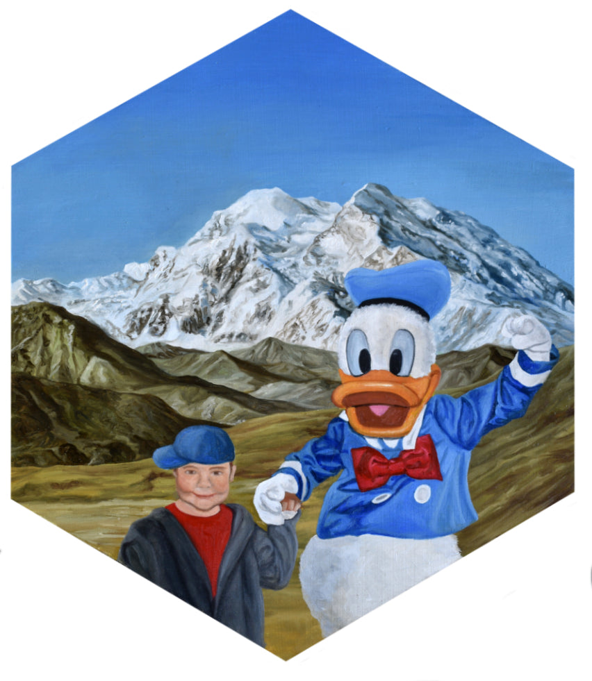 "Peter Adamyan - ""Disneyfying Denali"" - Spoke Art"