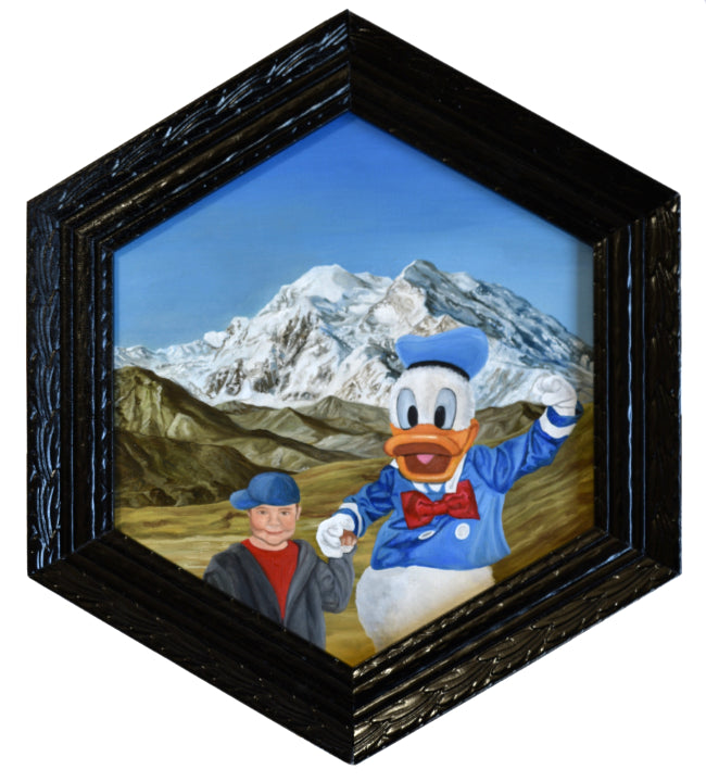 "Peter Adamyan - ""Disneyfying Denali"""