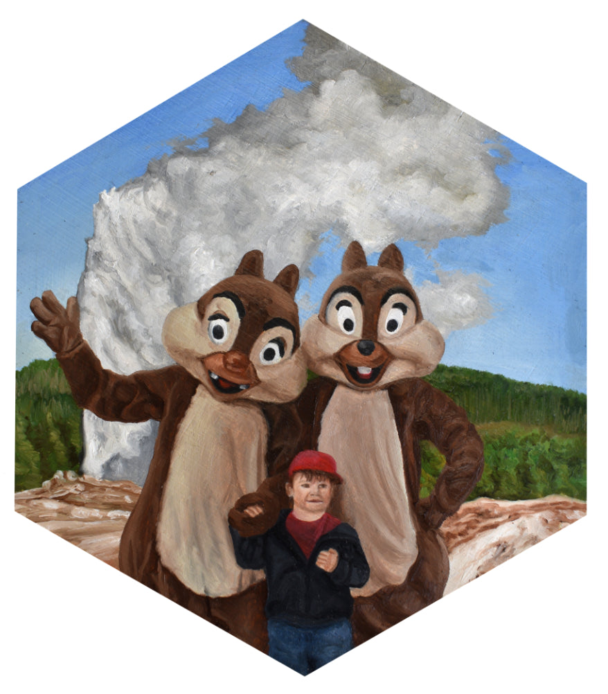 "Peter Adamyan - ""Disneyfying Yellowstone"" - Spoke Art"