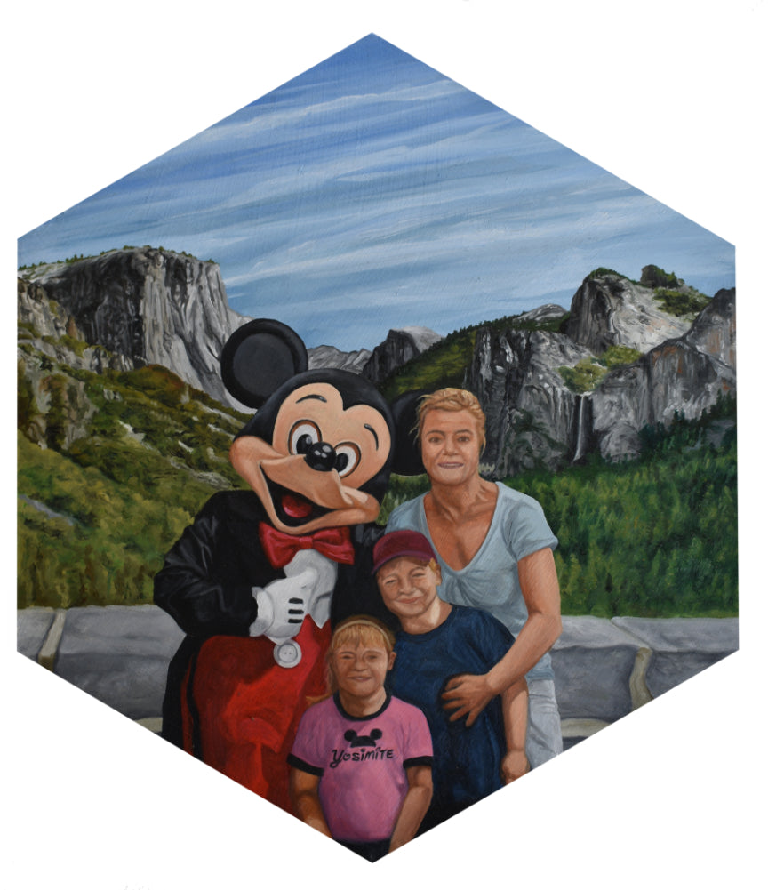 "Peter Adamyan - ""Disneyfying Yosemite"" - Spoke Art"