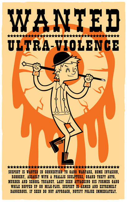 "Doug LaRocca - ""Wanted: Ultra-Violence"""