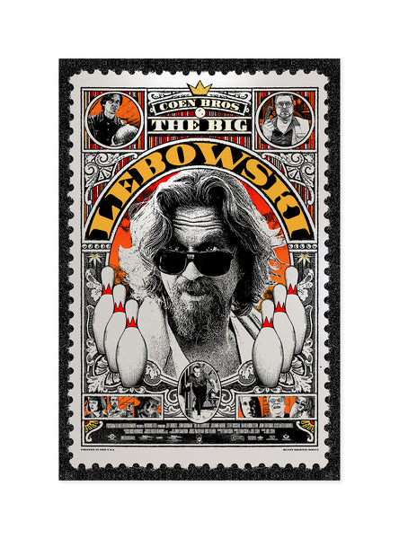 "Matt Dye - ""The Big Lebowski"""