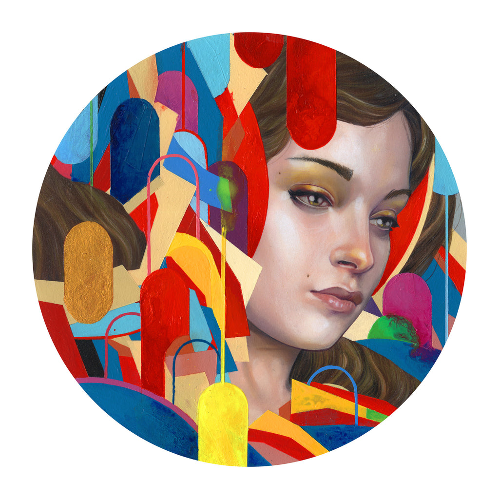 "Erik Jones - ""Earth Bound"" - Spoke Art"