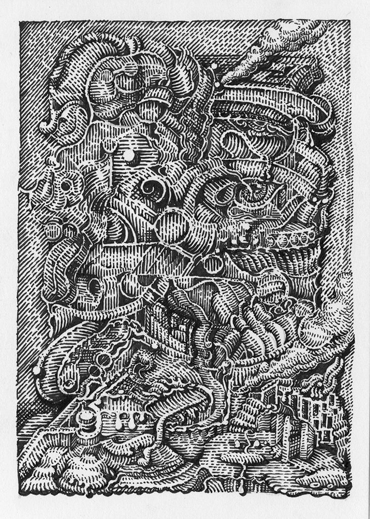 "David Welker - ""Ed I. Face"" - Spoke Art"