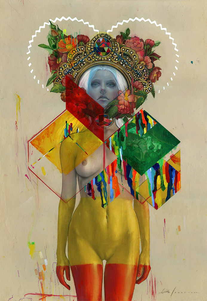 "Erik Jones - ""Dipped Queen"""