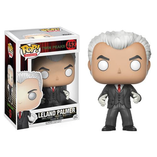 "Funko POP Twin Peaks ""Leland Palmer"" Vinyl Figure - Spoke Art"
