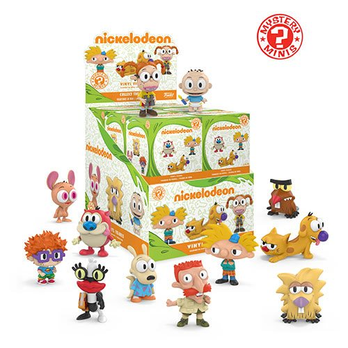 Nickelodeon Mystery Minis Blind Box