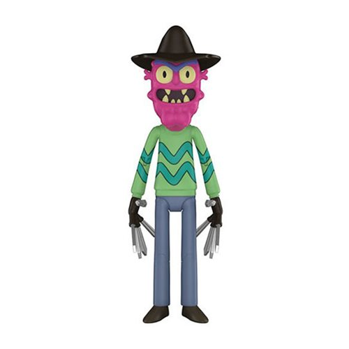 "Rick and Morty ""Scary Terry"" Action Figure"