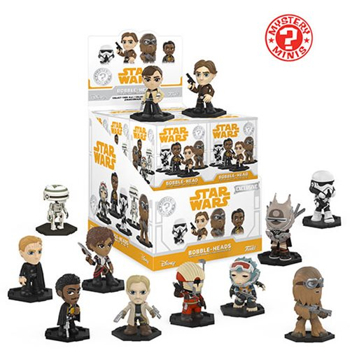Star Wars: Solo Mystery Minis Blind Box - Spoke Art