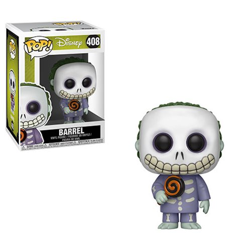 "Funko POP! The Nightmare Before Christmas ""Barrel"" Vinyl Figure"