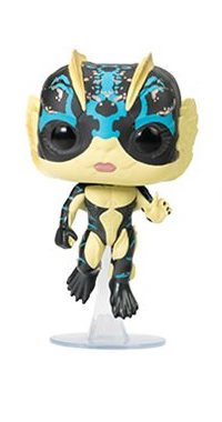 "Funko POP! The Shape of Water ""Amphibian Man"" Vinyl Figure - Spoke Art"