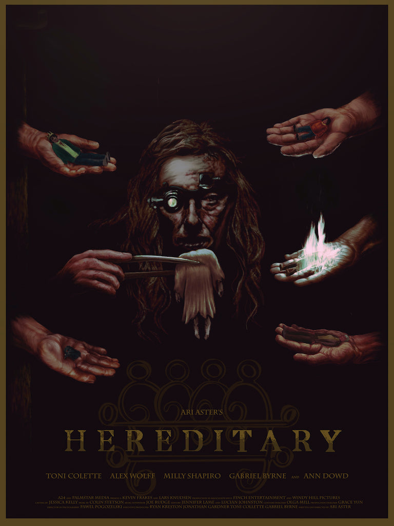 "Fernando Reza - ""Hereditary"" - Spoke Art"