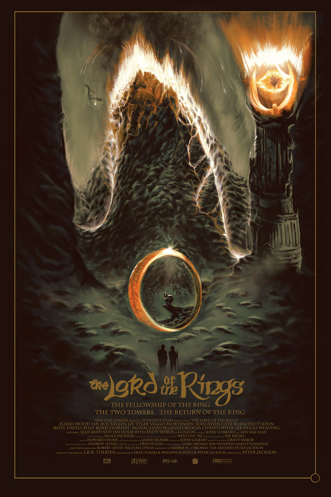 "Fernando Reza - ""Lord of the Rings"""
