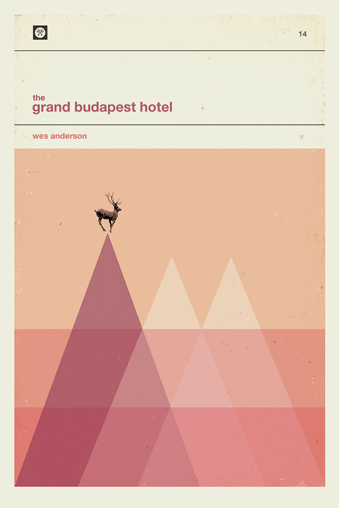 "Concepción Studios - ""The Grand Budapest Hotel"" - Spoke Art"