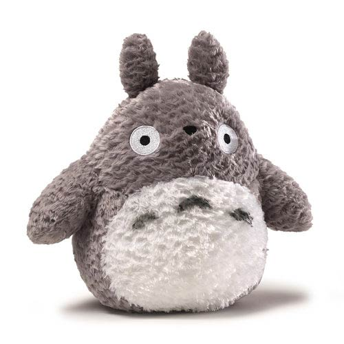 """My Neighbor Totoro"" Fluffy Big Gray Totoro 9-Inch Plush - Spoke Art"