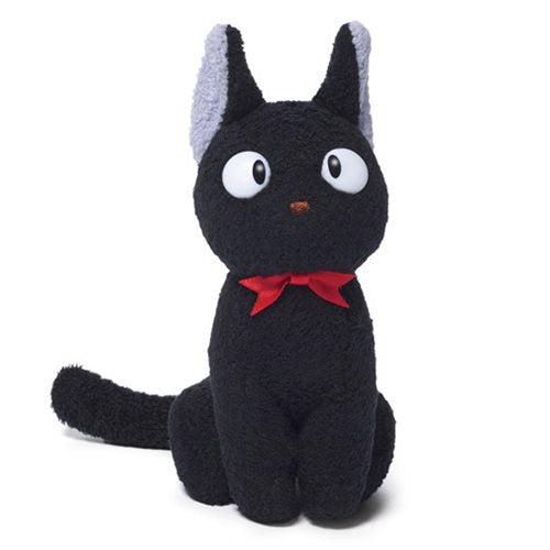 """Kiki's Delivery Service"" Jiji Seated Plush"
