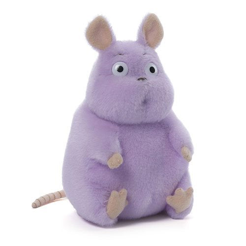 """Spirited Away"" Boh Mouse 6-Inch Plush"